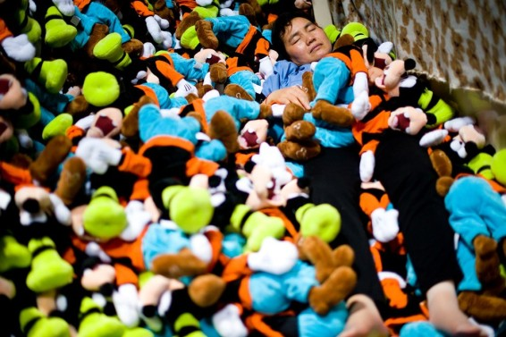 """The Disney World"" - Cheng explores the Chinese toy factory in her hometown of Yanzhou, where many of the workers live in poverty yet supply to one of the richest global toy corporations. Cheng Cheng"