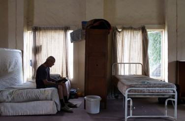"""Colour Me White"" - Exploring the living conditions of white Afrikaaners squatting in post-Apartheid South Africa. Diederick Englebrecht"