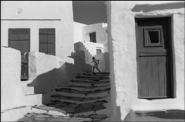 GREECE. 1961. Cyclades. Island of Siphnos