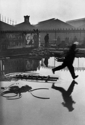 FRANCE. 1932. Paris. Place de l'Europe. Gare Saint Lazare