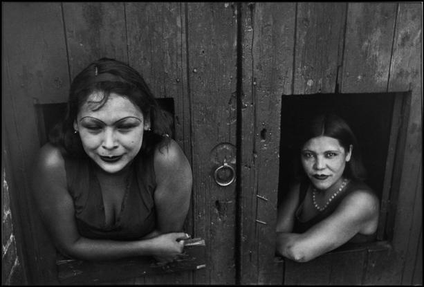 MEXICO. 1934. Mexico City. Calle Cuauhtemoctzin.