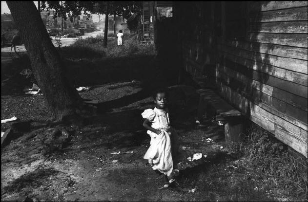 USA. 1947. Louisiana. New Orleans.