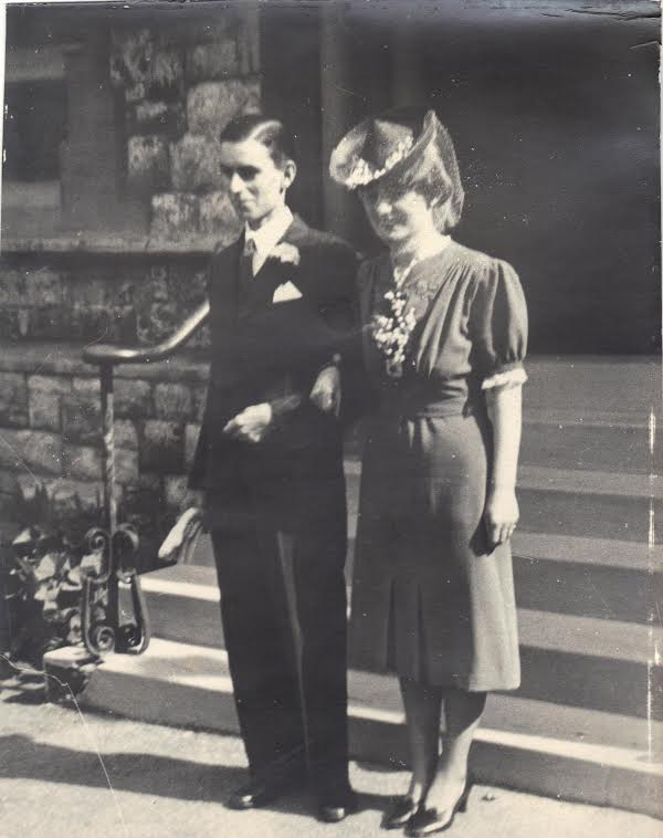 Margaret and Denys were married at the Church of the Holy Trinity in Hampstead, London in April 1939.