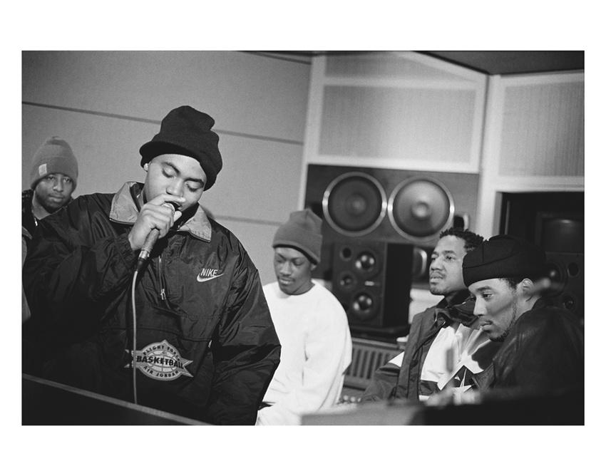 """Nas """"Illmatic Session"""""""