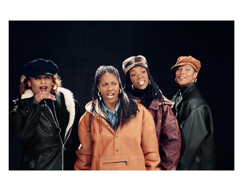 YOYO,MC Lyte,Brandy,Latifah