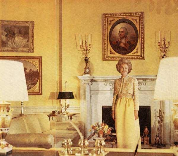 First Lady Nixon