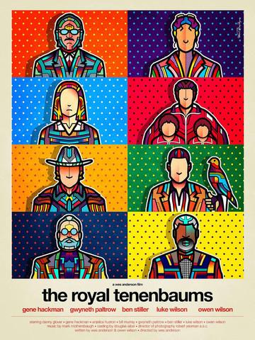 VanOrton - The Royal Tenenbaums