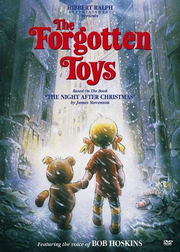 Forgotten-toys