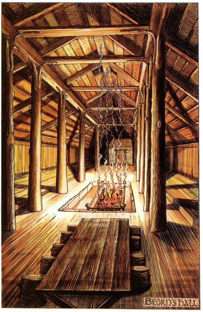 Beorn-s hall