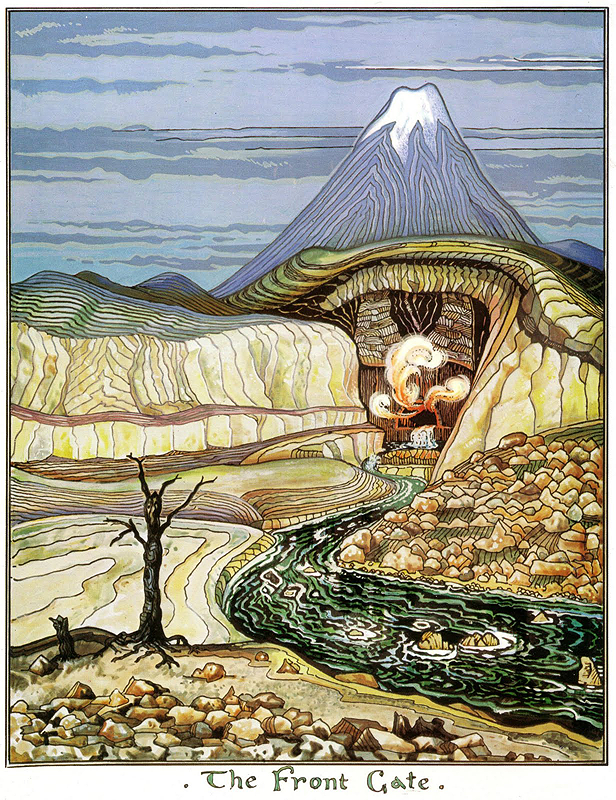 J.R.R._Tolkien_-_The_Front_Gate_Colored_by_H.E._Riddett