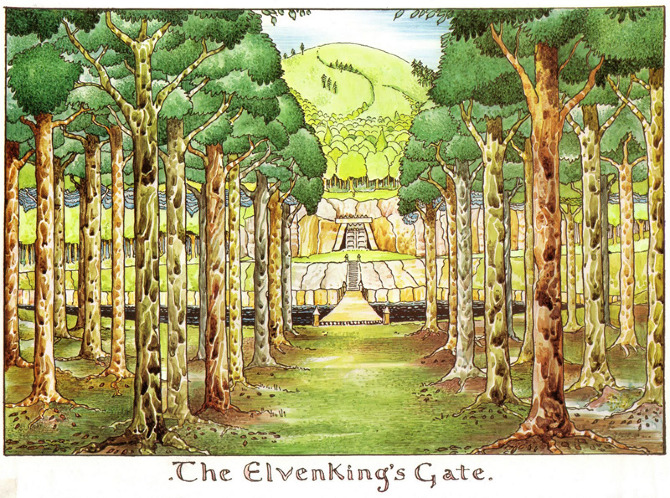 The Elvenking-s Gate