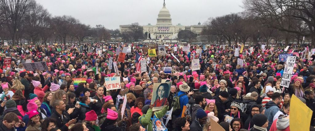 Women's March: Washington