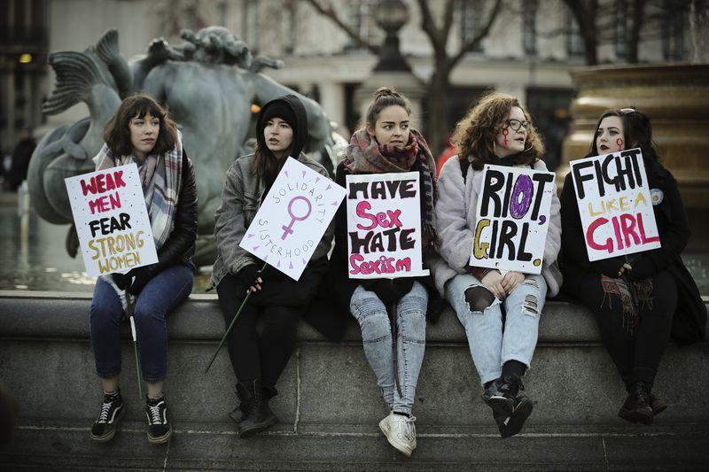 Women's March: London